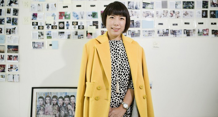 Talking Fashion with Angelica Cheung, Founding Editor of Vogue China