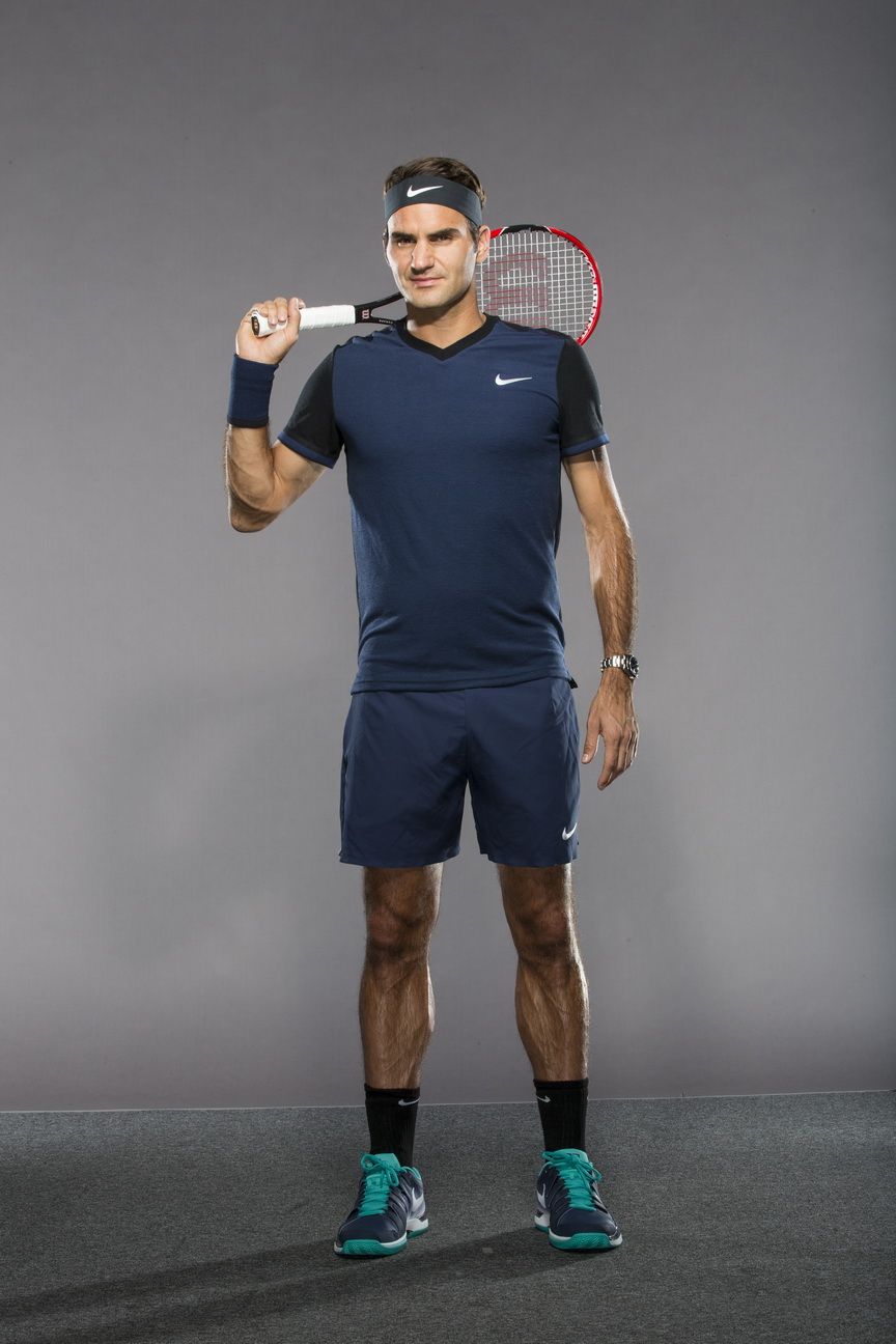 Roger Federer The Exclusive Interview – That s Shanghai