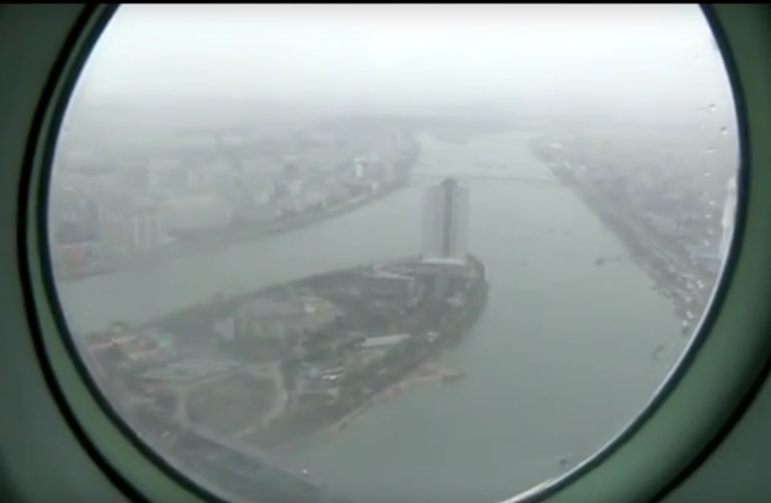 WATCH: You Can Now Tour Pyongyang By Helicopter