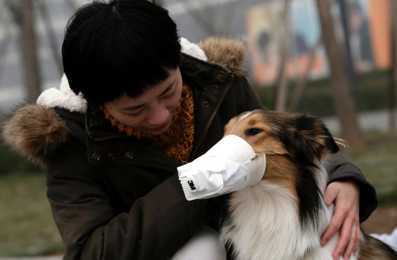 Airpocalypse Off Scale as Beijing Goes 'Beyond Index'
