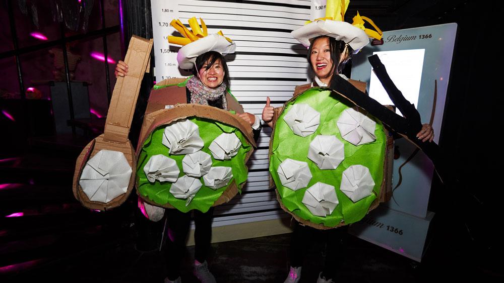 China Halloween costumes