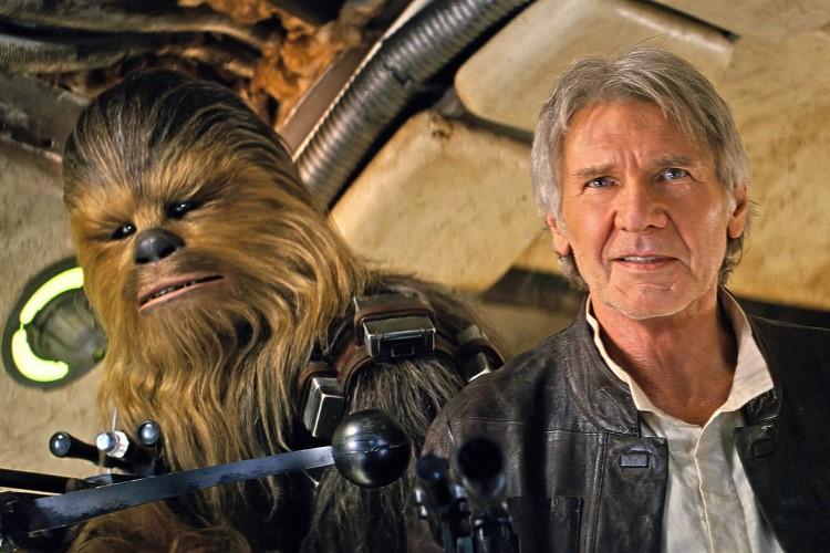 Jan 9: Star Wars: The Force Awakens