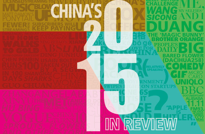China's 2015 in Review