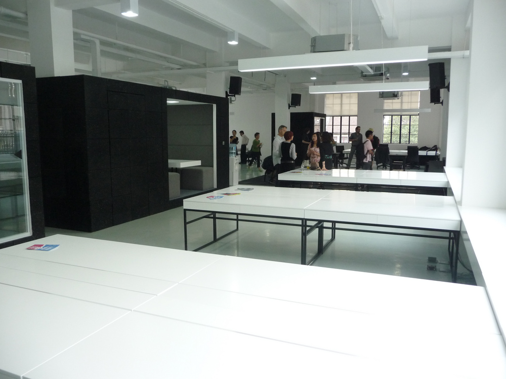 design workspace: jingan design office space available for rent