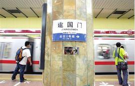Jianguomen Subway Station