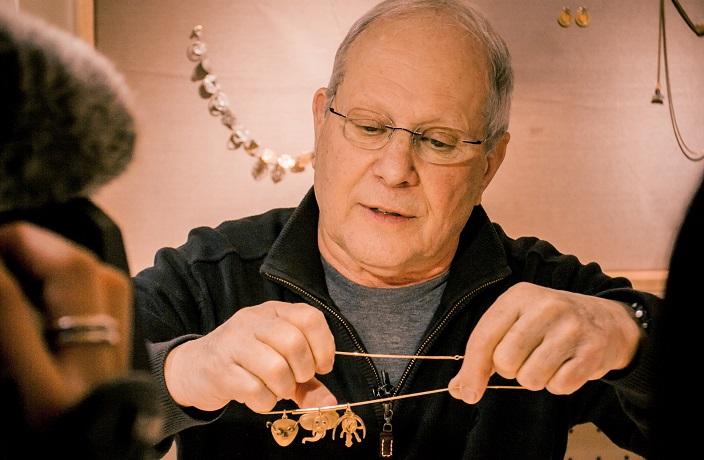Interview Amitai Kav AwardWinning Jewelry Designer Thats Shanghai