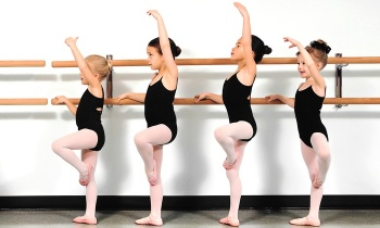 Jazz/Ballet Class for Kids