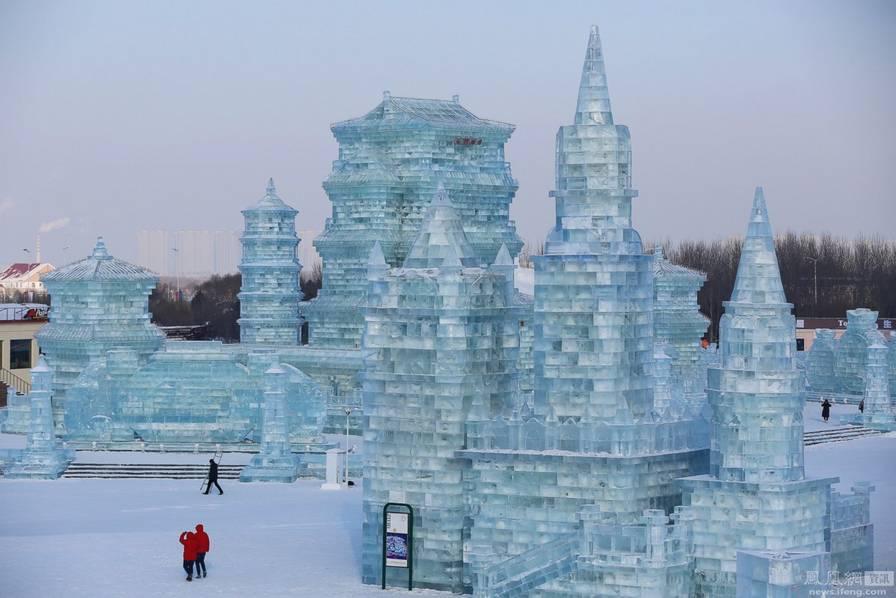As Well Harbin Ice
