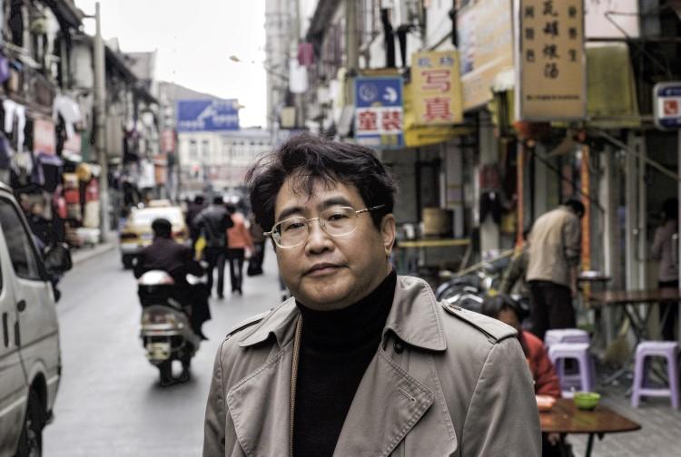 Mar 26: Qiu Xiaolong - Inspector Chen: Cooking Chinese in English
