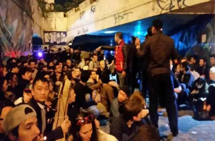 50 Expats Detained in Late Night Shenzhen Drug Raid