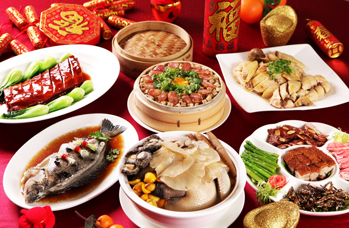 Find These 5 Festive CNY Dishes