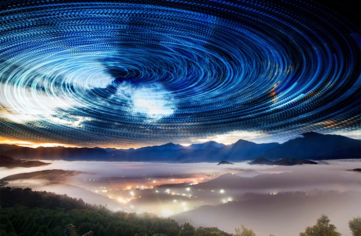This Day in History: China's Otherworldly 'Alien Sky Spiral' of 1981