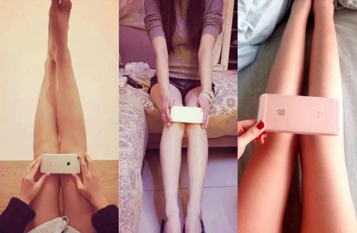 'iPhone Legs' the Latest Body-Shaming Fad to Hit China