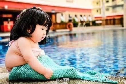 mermaid baby 4