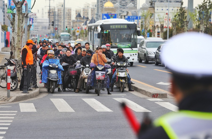 Electric Bikes To Be Banned From 10 Beijing Streets That