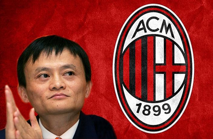 Jack Ma to Buy AC Milan from Silvio Berlusconi ...