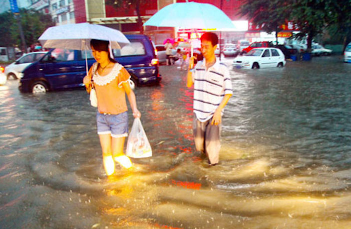 Real-Time Flood Apps Coming to Beijing