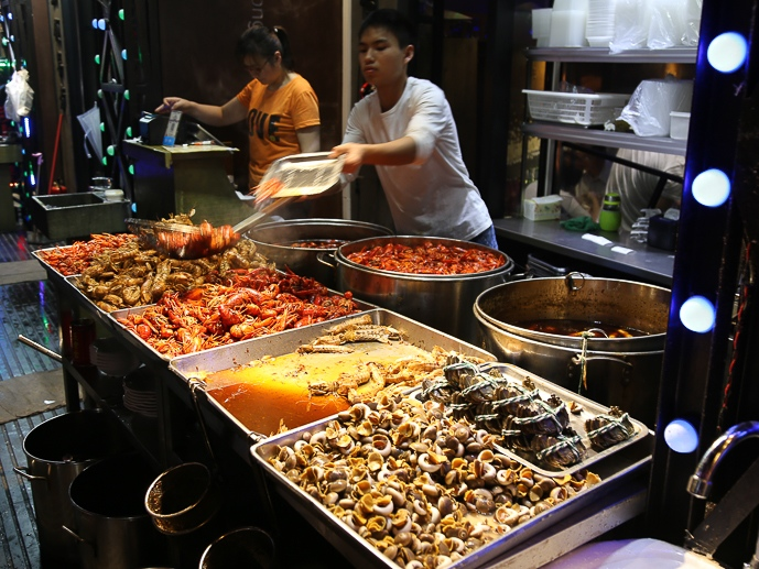 Shanghai Street Food Shouning Lu