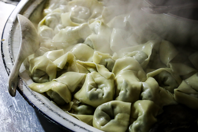 Shanghai Street Food Zhaozhou Lu