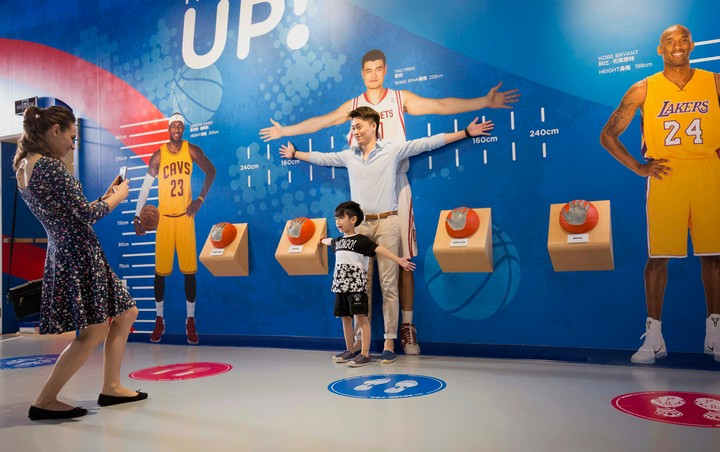 World's First NBA Playzone Officially Opens in Shanghai ...