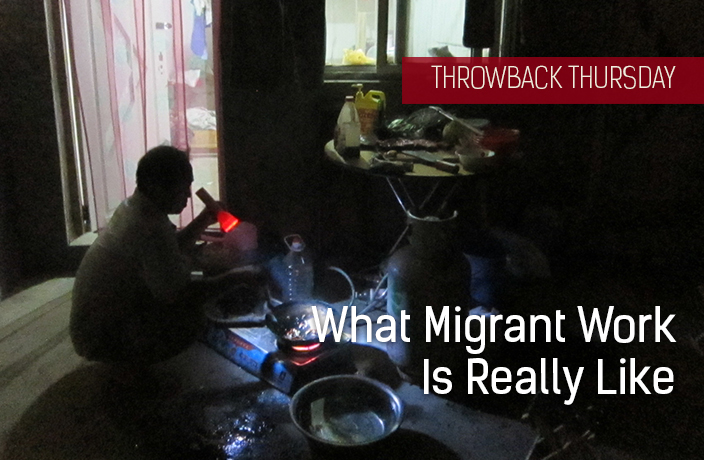 #TBT: What Migrant Work is Really Like