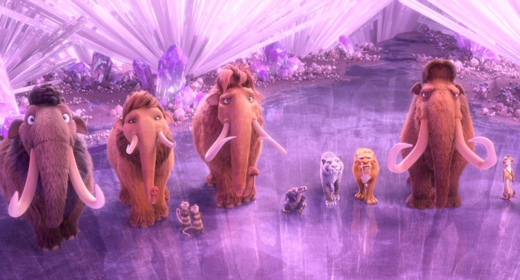 Aug 23: Ice Age: Collision Course