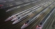 China's Lighting Fast High-Speed Train Network Revolution