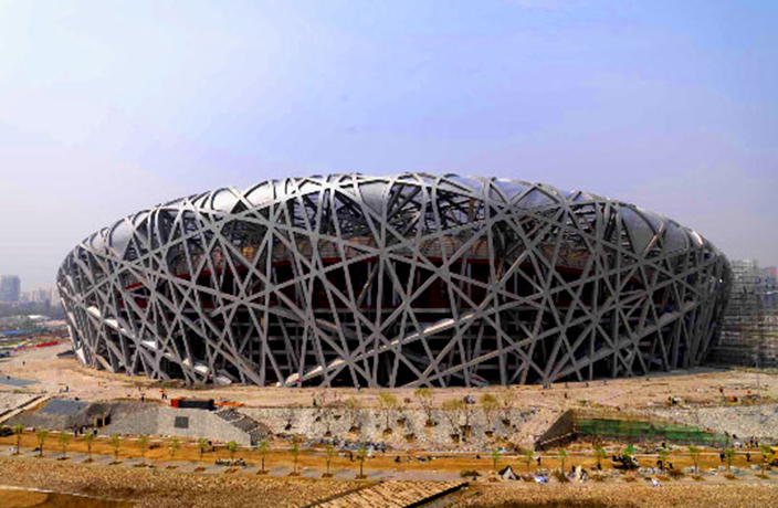 Photos 2008 Beijing Olympic Venues Then Now That S
