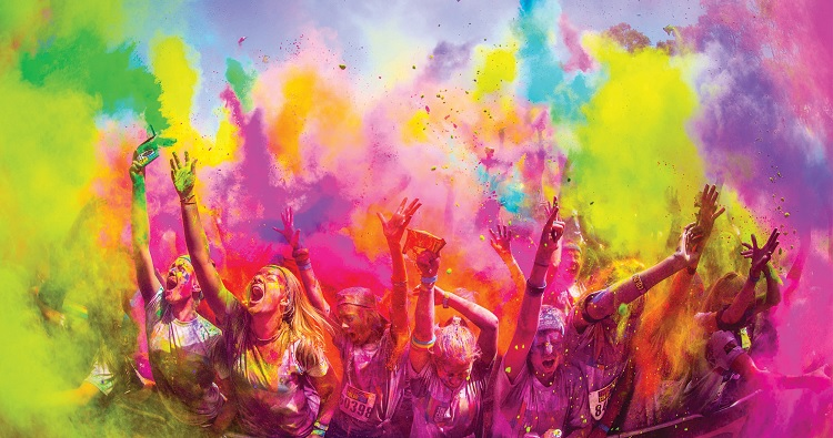 Sep 24-25: The Color Run