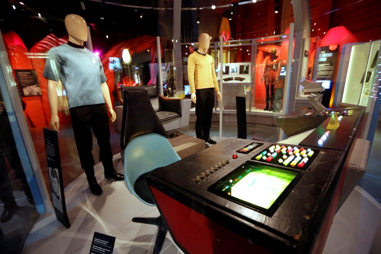 Until Oct 25: Star Trek: The Exhibition