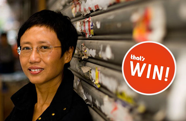 WIN! A RMB200 Ticket to Author Xu Xi's Creative Writing Workshop