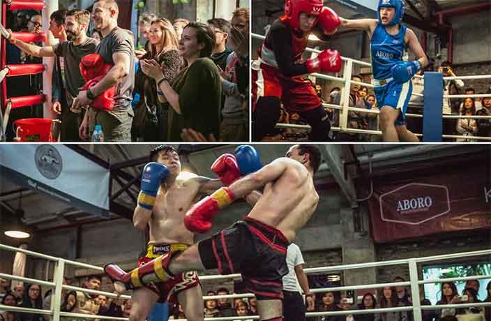 Sep 24: Knock Out V