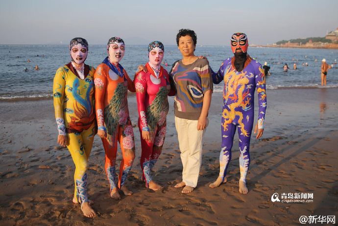 These New 'Chinese Burkinis' Are Terrifying