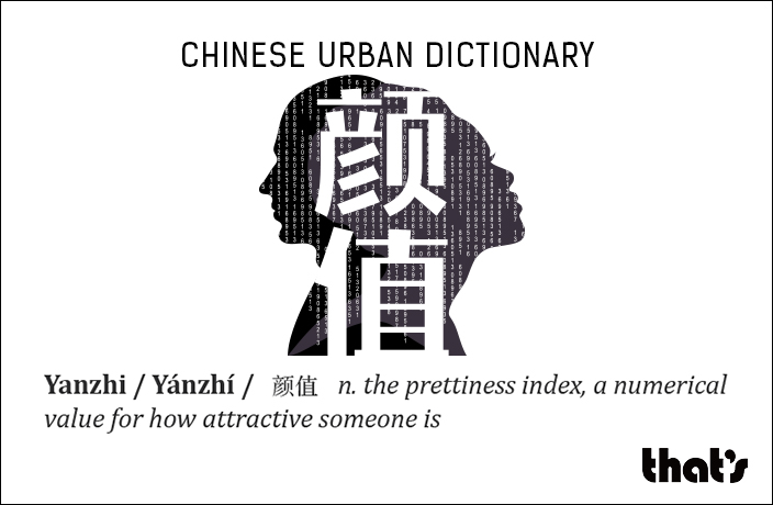 Chinese Urban Dictionary: Yanzhi