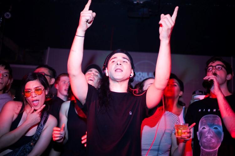 Skrillex at DADA for Boiler Room Shanghai – Shanghai – That\'s Shanghai