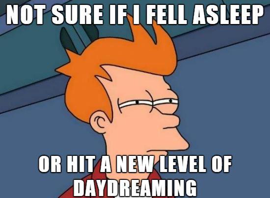 Daydream meme