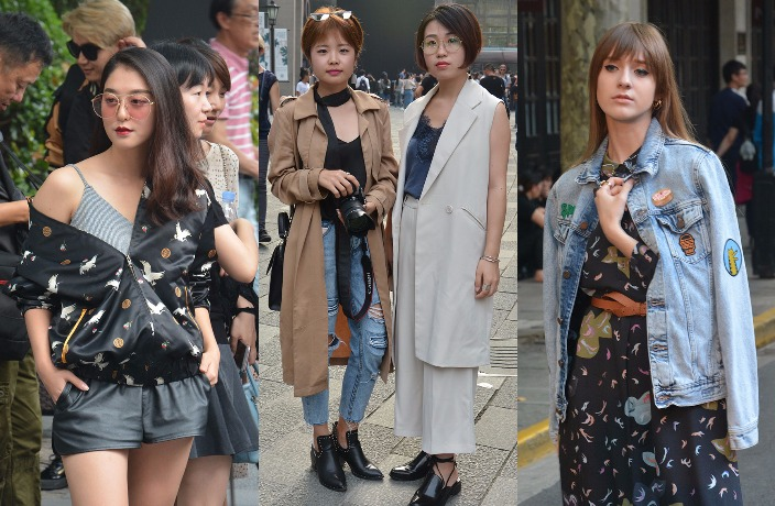 Even More Shanghai Fashion Week Street Style Photos
