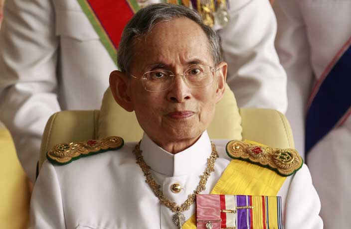 BREAKING: Thai King Dead, People's Daily Announce