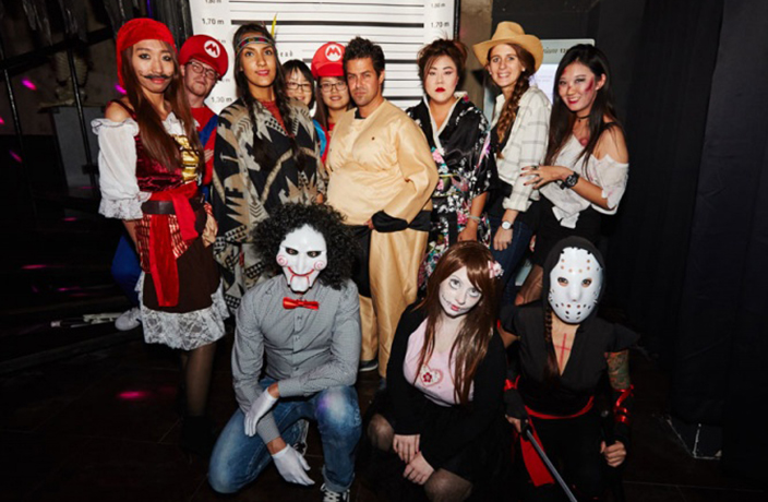 where to celebrate halloween 2016 in shanghai thats shanghai - Where To Celebrate Halloween
