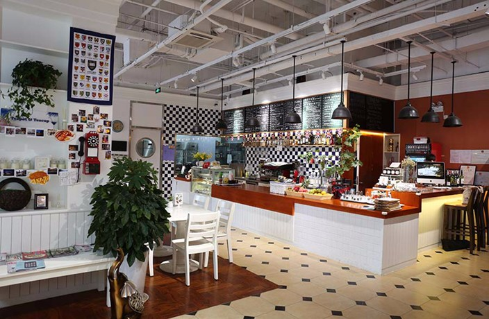 Beijing Restaurant Review The New English Tearoom