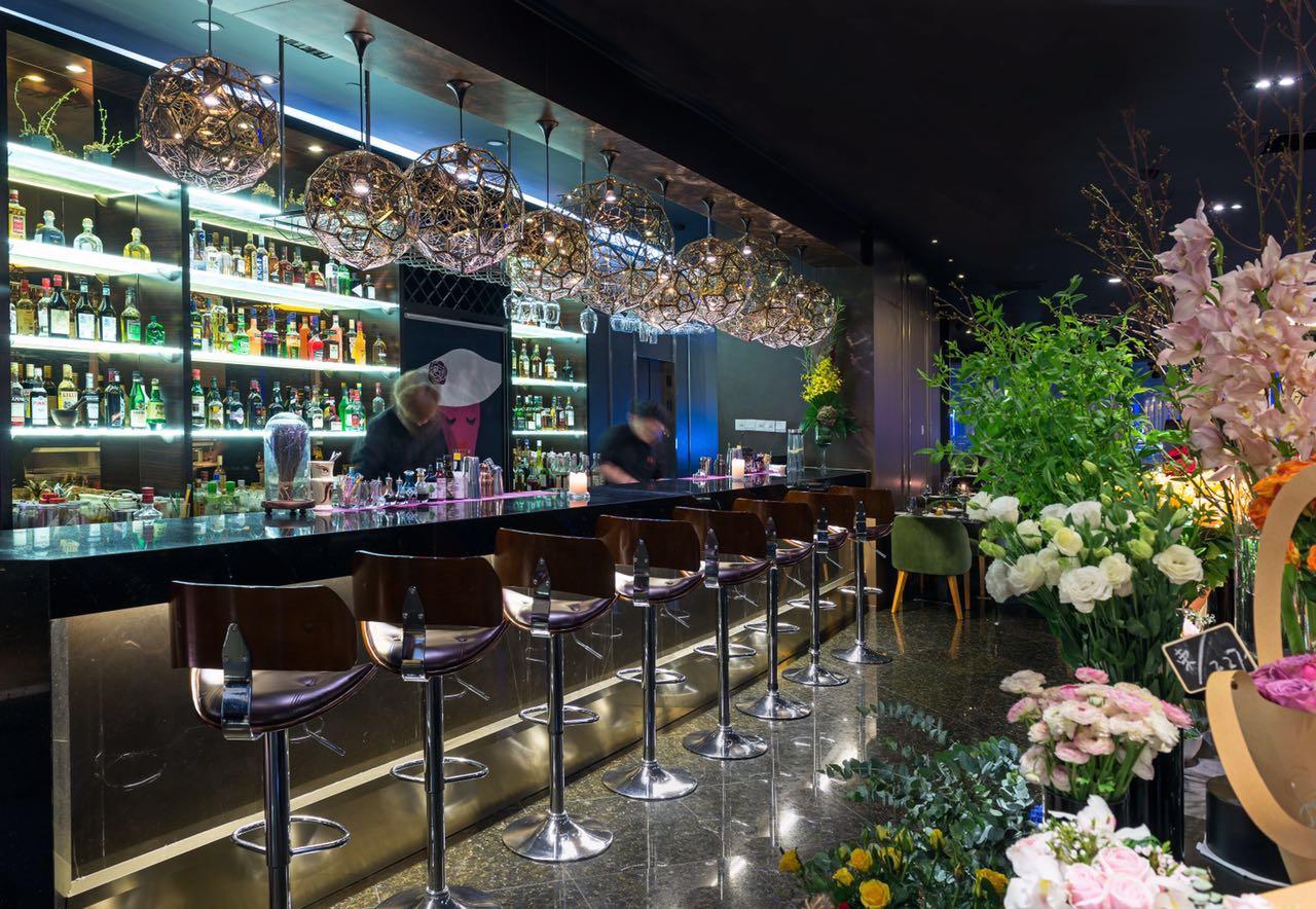 FED Restaurant Bar Shanghai Pullman Centre
