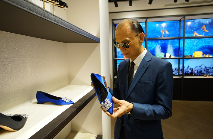 4b37b7ea2b5 Jimmy Choo on China Plans   I m Coming Back to My Heritage  – That s  Shanghai