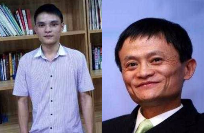 Chinese Man Spends 1 Million RMB to Look Like Jack Ma