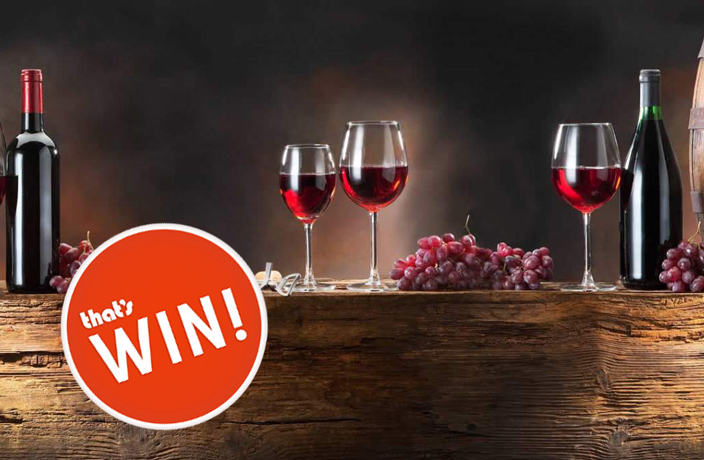 WIN! The French Chamber's Beaujolais Nouveau