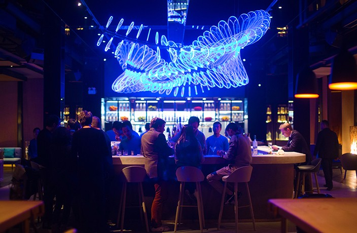 The Nest Bar Shanghai — That's Shanghai — thatsmags