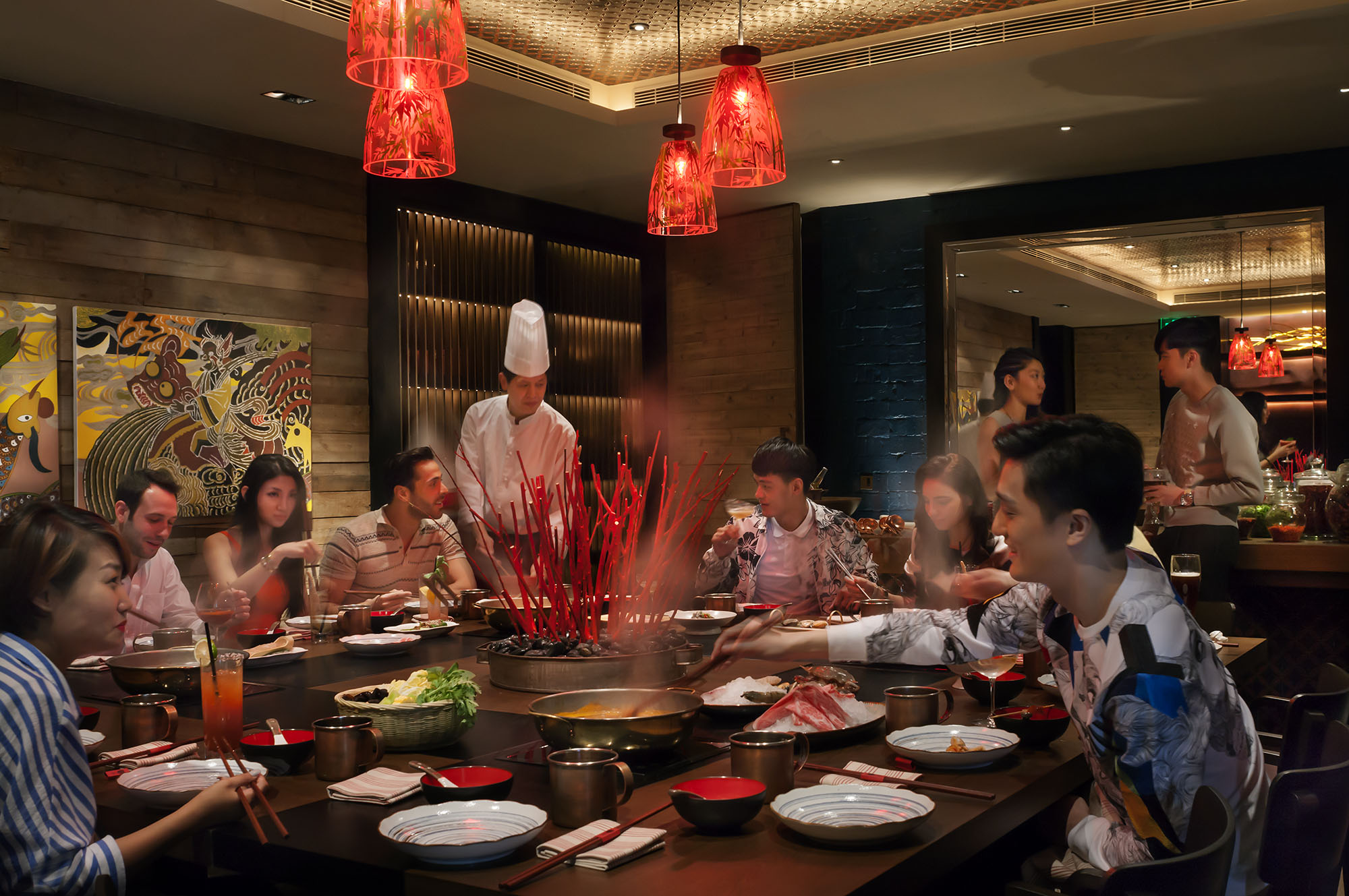 Where To Enjoy A New Year S Feast In Beijing That S Beijing