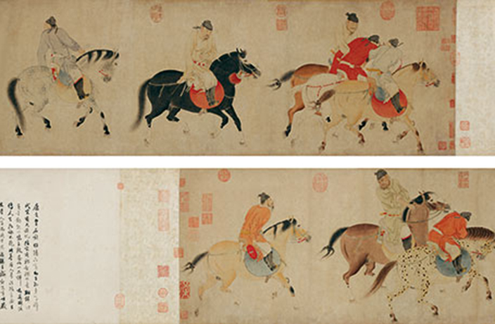 Record-Setting Painting Sells for RMB303 Mil at Beijing Auction