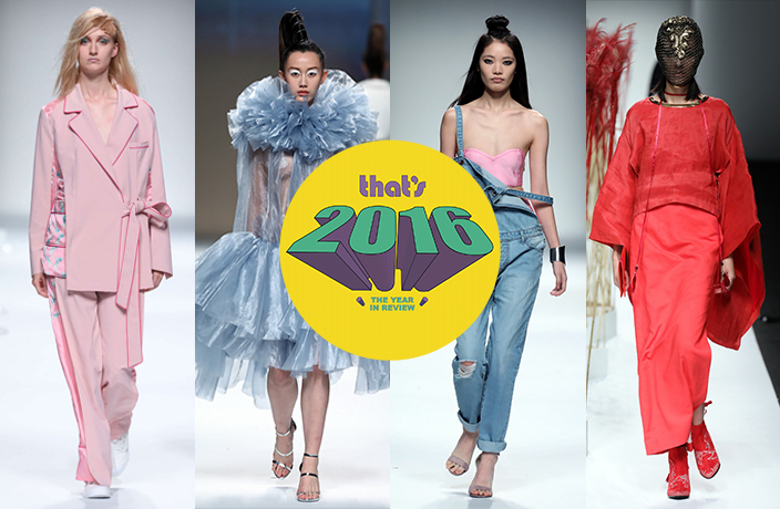 2016 China Fashion Show Outfits That You Probably Won't Wear