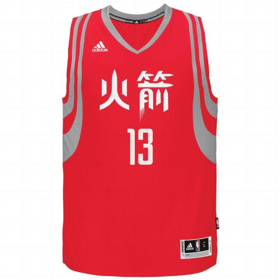 NBA Unveils Special Chinese New Year Jerseys