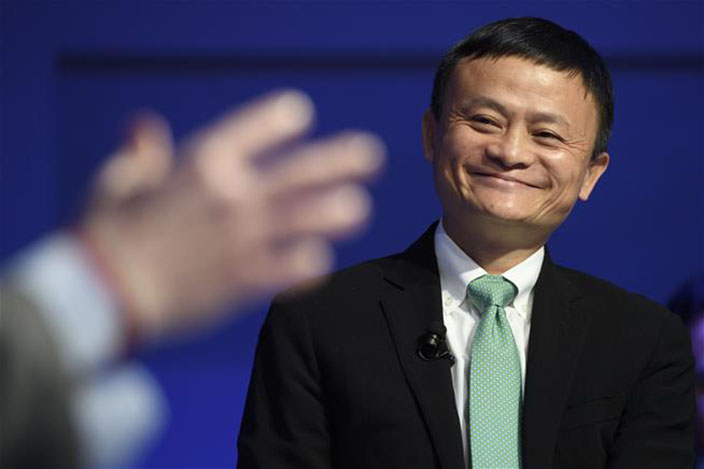 Jack Ma Us Wasted Trillions On War Instead Of Infrastructure